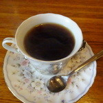 サテンドール喫茶店 - コーヒー ブルーマウンテン