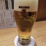 35207886 - 生ビール500円