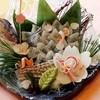 味すゞ亭 穏香 - 料理写真:お祝いの席に欠かせない、鯛の姿造り!(^^)!
