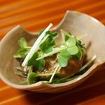 千松しま - 牡蛎の燻製のオイル漬け(2012/11)