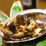 千松しま - 秋刀魚と鮑(2012/11)