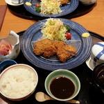 Kagaya - ひれかつ雅 1840円