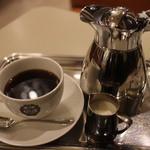 カフェーパウリスタ - 1.5杯