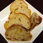 レ・ミュウ - 栗とくるみのパン