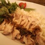 maaru - 週末限定の海南鶏飯
