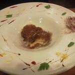 イタリアンレストラン ピーノ - ティラミス