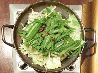 月のせせらぎ 赤坂見附店 - 日替り鍋御膳 500円 の野菜だけの鍋