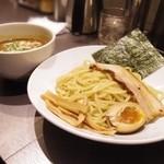 麺工房、あさか - 2015年2月 つけ麺