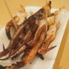レストラン&テイクアウト memere - 料理写真:200えん『ゲソ焼き』2015年2月