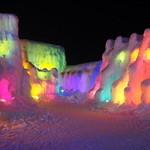 35214695 - 【千歳・支笏湖氷濤まつり】2015年2月