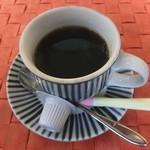 カレー工房ダーニャ - アフターコーヒー