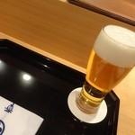 壽山 - ビール