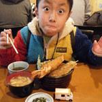 Kujiranotomisui - 登美丼大盛り