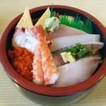 ん寿司 - アップ