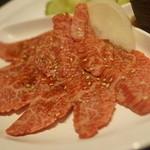 北海道焼肉 プライム - 上カルビー