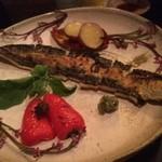 月 - 四万十の天然鰻の白焼き