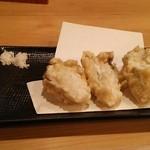 35219352 - 牡蠣の天ぷら