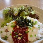 茶酒厨房 Okaki - 料理写真:ランチメニュー「コリアンライス」