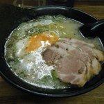 きらく - 塩玉チャーシュー(850円)