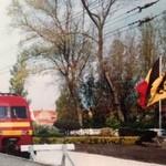 35222264 - Knokke-Heist駅