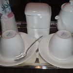 第一ホテル東京 - 紅茶セット