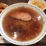 高揚 - 「ラーメンセット」1000円