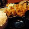 とんきち - 料理写真:ロースとんかつ定食。780円です♪