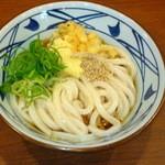 丸亀製麺 - ぶっかけ(並)¥280