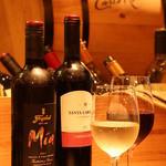 別邸個室・炭焼きビストロ ビスタ - セレクトワインと共に・・。【★名物★~鉄串ブロシェット~】と共にお楽しみ下さい。