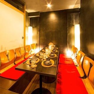 ◆新宿東口徒歩3分!全席個室◆