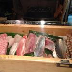 いしもん 本店 - 新鮮なお魚達