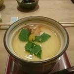 すし 桂 - 茶碗蒸し(20150220)