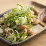 麺志 - ピリ辛ダルム焼き