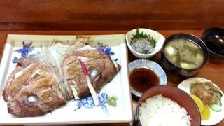 寿し割烹かま家 - かま焼き定食