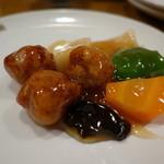 三国亭 - ☆酢豚(●^o^●)☆