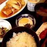 味処赤とんぼ - 料理写真:日替わり定食