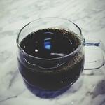 ブルーボトルコーヒー 清澄白河 ロースタリー&カフェ - ブレンド(450円)