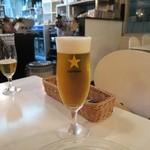 舵 - 生ビール