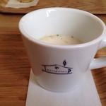 peripatos - ランチ : スープ
