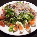 ビストロ・ポトフ - ニース風サラダ