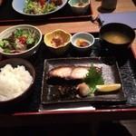 35244747 - 焼魚定食(850円)