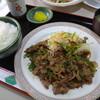アイドル - 料理写真:焼肉定食