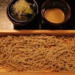 天晴酒場 - オリジナルブレンド蕎麦粉  480円