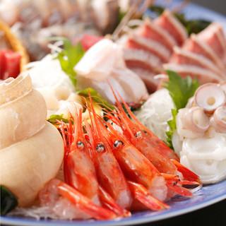 石川県は各所の食材に支えられたお値打ちの金澤料理!!