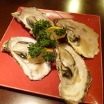 杏 - 料理写真:牡蠣 2015.2月