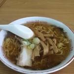 味かく食堂 - 料理写真:醤油 大盛り