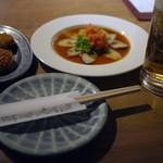 呉越同舟 - 生ビール他~☆