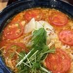 びんむぎ - サンラースープうどん