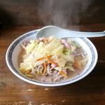 大城 - 料理写真:ちゃんぽん \700