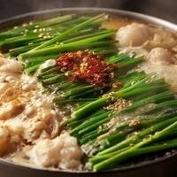 龍屋 - 大人気!!絶品★博多もつ鍋!スープも10種類の中から選べますよ♪